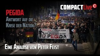 PEGIDA – Antwort auf die Krise der Nation? COMPACT-Live (Peter Feist)