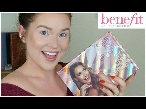 BOMB ASS BROWS | Desi Perkins x Benefit Cosmetics thumbnail