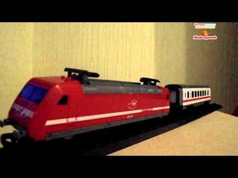 Железная дорога с поездом и вагонами Dickie Toys ( Дики Тойс ), 3563900