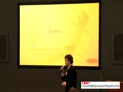 TEDxYouth@GreaterNashville Max Webster: Climate refugees: World on the Run