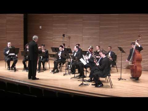 UMich Symphony Band - Mozart - Serenade No. 10