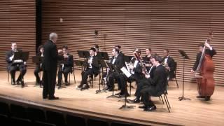 "UMich Symphony Band - Mozart - Serenade No. 10 ""Gran Partita"" - III. Adagio"
