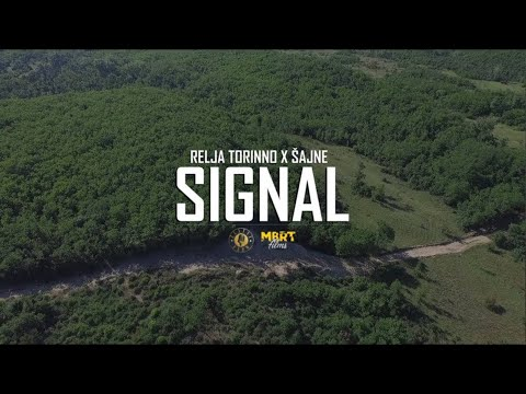 RELJA TORINNO FEAT. ŠAJNE - SIGNAL (Official Video 2017)