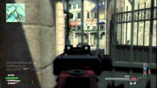 CoD MW3: Best Gun/Custom Class Guide - MP7 Thumbnail