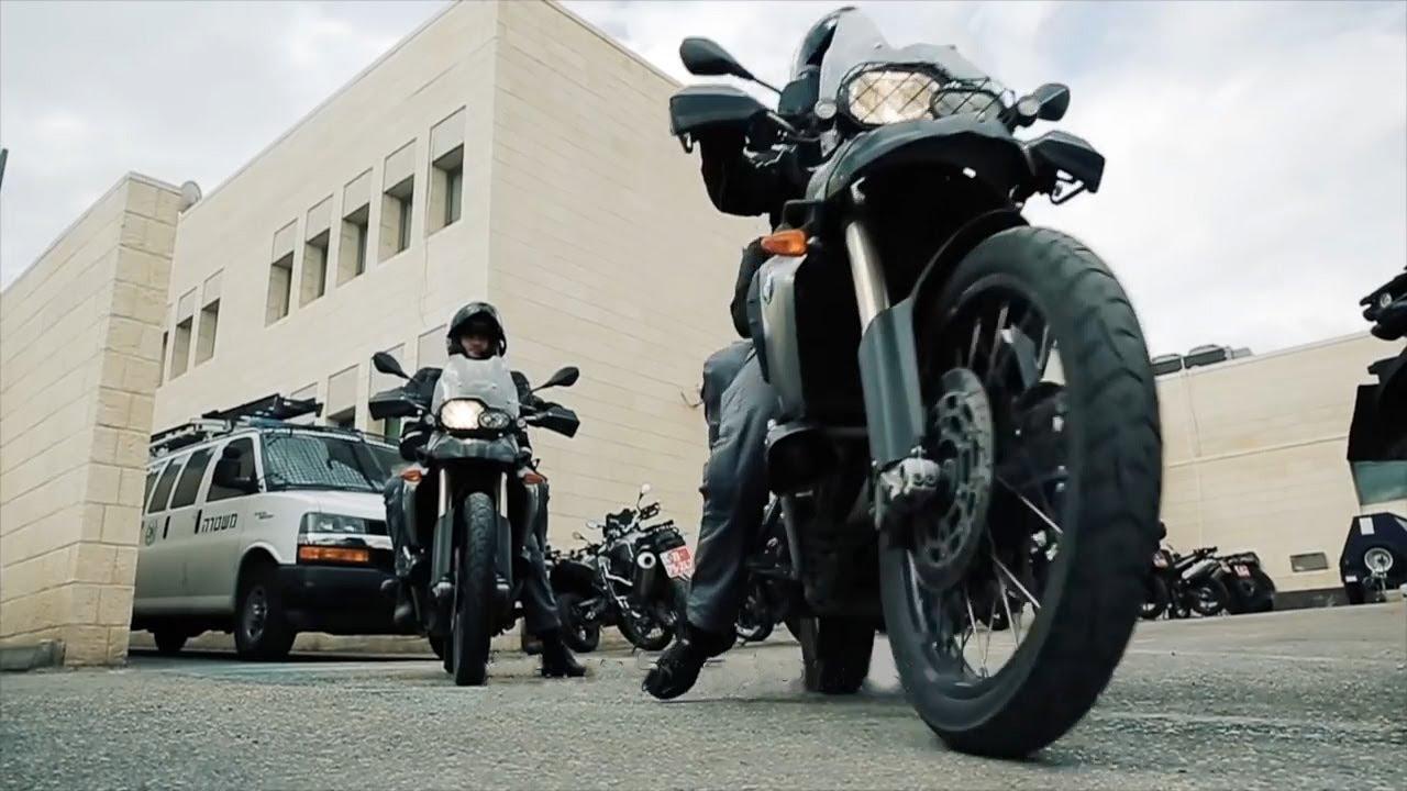"""הצצה ליחידת האופנועים של היס""""מ - """"שומרים על הביטחון בבירה"""""""