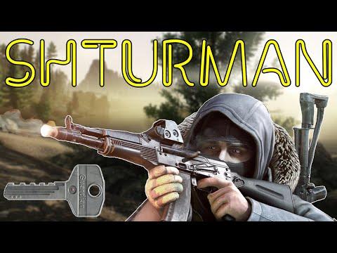 How To Kill Shturman Easily - Woods Scav Boss - Escape From Tarkov