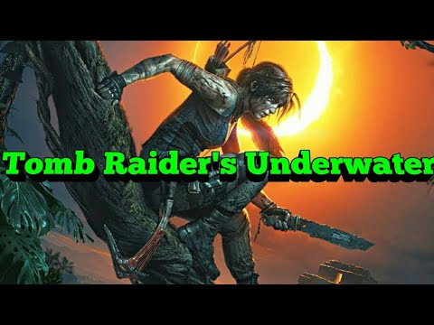 Go Deep with Shadow of the Tomb Raider's Underwater Survival