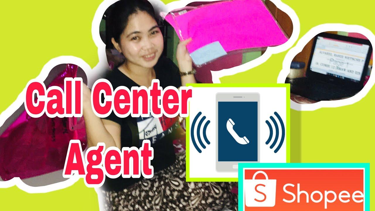 Call Center Agent Salamat Shopee Prank Call Youtube