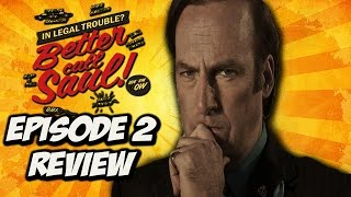 """Video Better Call Saul Seaon 1 - Episode 2 """"Mijo"""" Review download MP3, 3GP, MP4, WEBM, AVI, FLV Agustus 2018"""