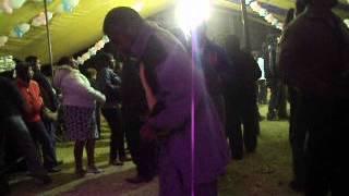 El baile en la boda de Veronica y Jorge Luis san buenaventura