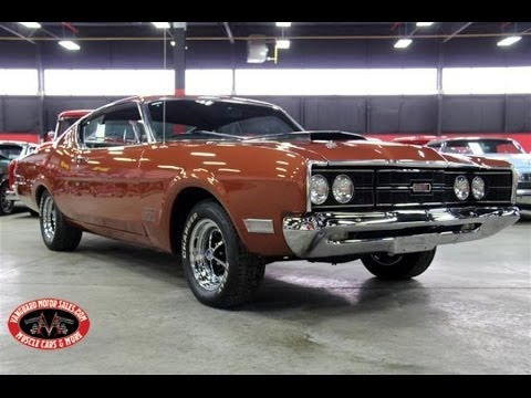 1969 mercury cyclone test drive classic muscle car for sale in mi vanguard motor sales youtube. Black Bedroom Furniture Sets. Home Design Ideas