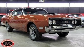 1969 Mercury Cyclone Test Drive Classic Muscle Car for Sale in MI Vanguard Motor Sales