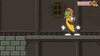 Peanut Butter Gelly Time Ultra Big Banana in Super Mario!