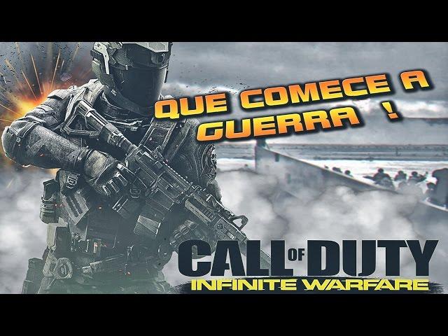 CALL OF DUTY INFINITE WARFARE / QUE COMECE A GUERRA