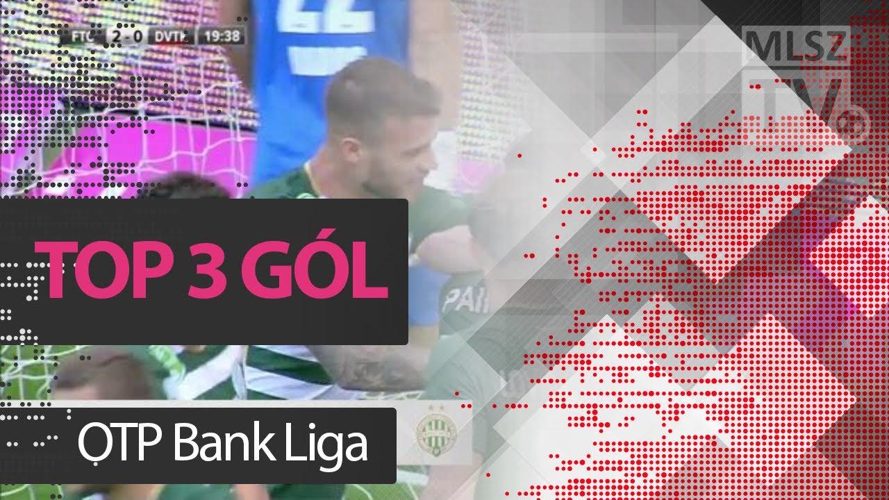 TOP 3 GÓL – 32. forduló | OTP Bank Liga | 2017/2018