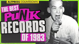 Best Punk Albums of 1983–From Minor Threat to Social Distortion
