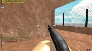 ROBLOX: WarBlox : Shotgun Gameplay