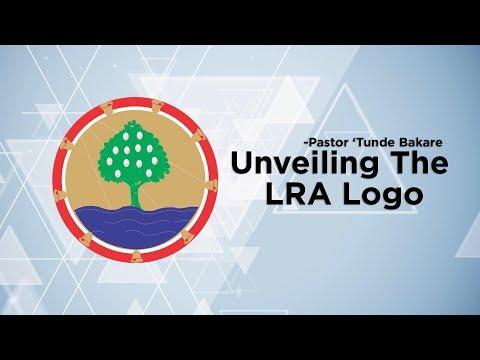Unveiling The LRA Logo | Pastor 'Tunde Bakare