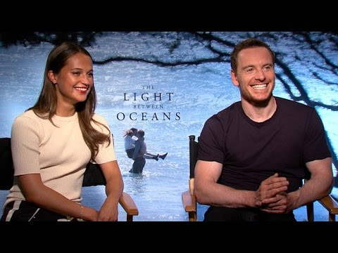 EXCLUSIVE: Michael Fassbender and Alicia Vikander on Their Instant  Chemistry On and Off-Screen!