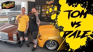5 things they LOVE about their cars *TOM vs DALE The Ultimate Car Build Off Episode 18