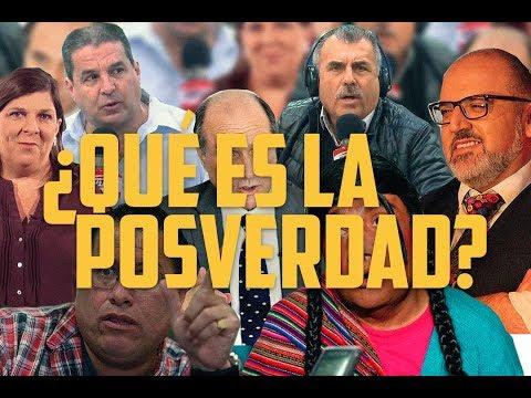 La posverdad en los medios peruanos