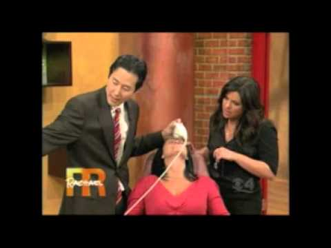 Ultherapy Non-Invasive Brow Lift Featured on Rachel Ray