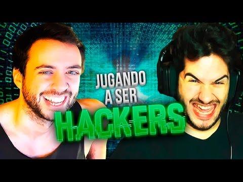 Jugando a ser Hackers con Jordi Wild (Resubido con nuevas escenas)
