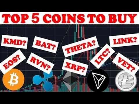 TOP 5 COINS TO BUY IN JULY! – Best Cryptocurrencies to Invest in 2020