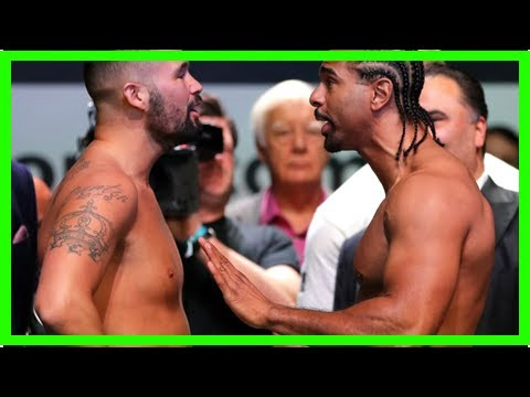 Breaking News | Haye Vs Bellew Live Stream: How To Watch The Big Fight Online Tonight