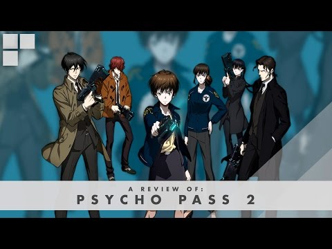 GR Anime Review: Psycho Pass 2