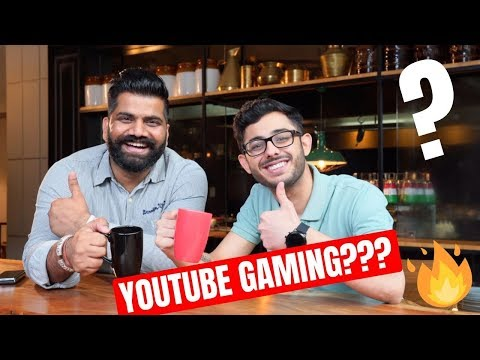 The Secret Of YouTube Gaming - How To Stream Like CarryIsLive? Ft. Carryminati 🔥🔥🔥