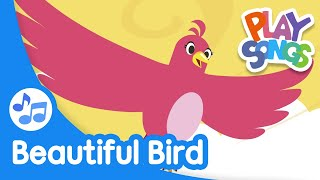 Beautiful Bird 🐦| Nursery Rhymes Songs for Babies | Relaxing Songs for Kids | Playsongs