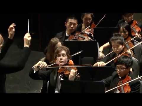 2017 TMEA All-State String Orchestra - Brandenburg Concerto No. 3