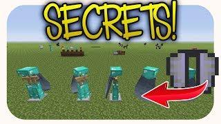 ELYTRA an Rüstungsständer! - Update Secrets - Minecraft Konsole (1.11/1.12 Update)