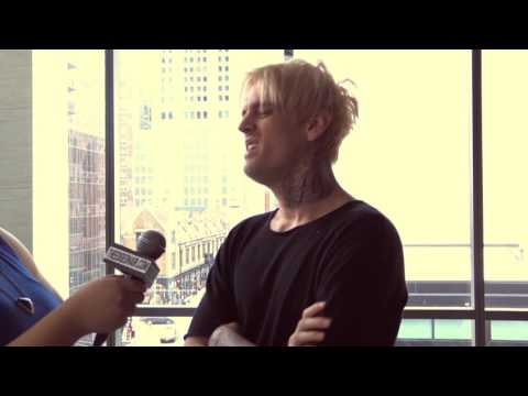 The Edge On Air Exclusive: Aaron Carter Interview
