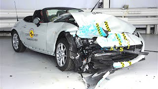 Mazda MX5 Miata Full Crash Test 2016 Mazda Miata Commercial CARJAM TV HD