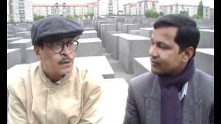 Talk with an exile poet Daud Haider in Berlin! Part-1