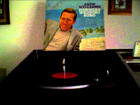 To You Sweetheart Aloha by Andy Williams