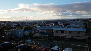 Zapowiada się pogodny dzien w Punta Arenas