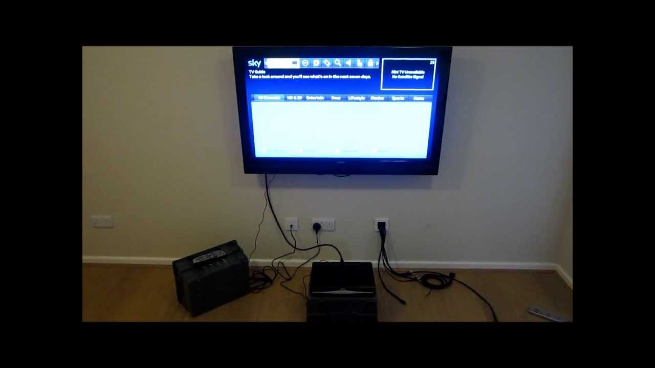 How to control a Sky / Virgin / BT / Satellite box remotely with IR -  ThatCable