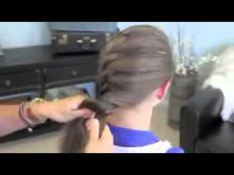 New hairstyles for girls|| different different hair style - YouTube