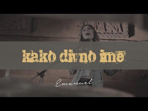 EMANUEL - KAKO DIVNO IME (OFFICIAL VIDEO)