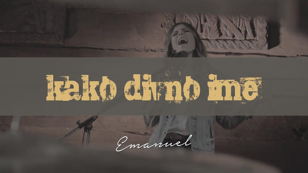 emanuel-kako-divno-ime-official-video-emanuelofficial