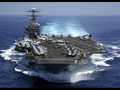 USS Nimitz - Military City at Sea
