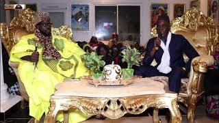 PREPARATION LOUMA DJINE DU 27 AVRIL, L'Emission De Bécaye Mbaye avec Thierno Moulé Sow interrompu