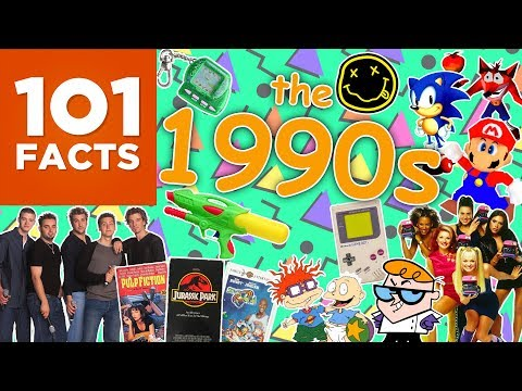 Cover Lagu 101 Facts about the 1990s STAFABAND
