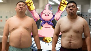 WEIGHT LOSS PROGRESS   Buu to Broly Transformation Ep. 4