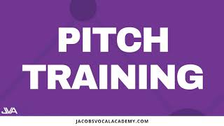 Daily Pitch Training Vocal Exercises