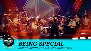"""Sophia Kennedy feat. RTO Ehrenfeld - """"Being Special"""" 