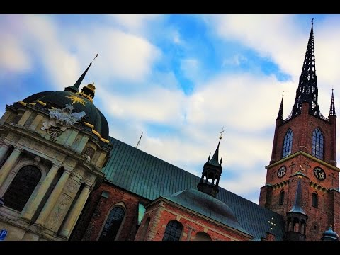 360 VR Tour | Stockholm | Riddarholm Church | Wrangel Palace | Riddarholmen | No comments tour